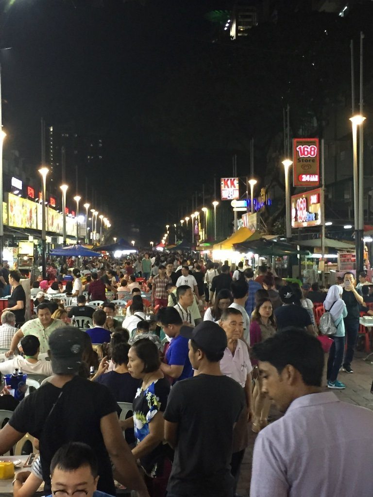 Where to eat in Kuala Lumpur – introducing Jalan Alor, the city's foodie mecca