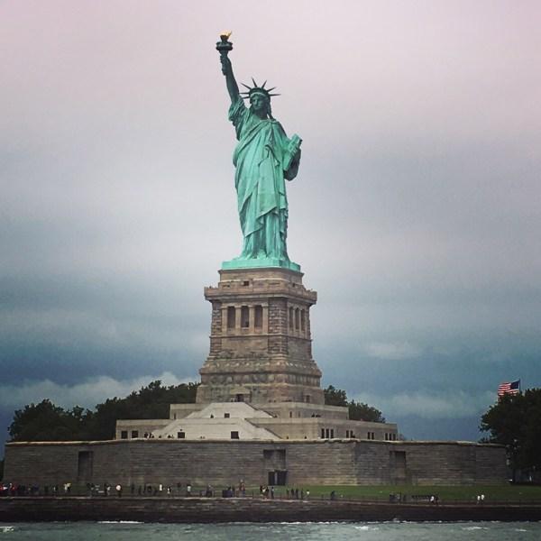 Visit Lady Liberty York City Ladies Travel