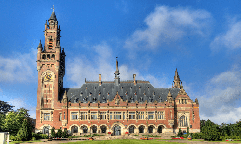 What to do in The Hague Peace Palace