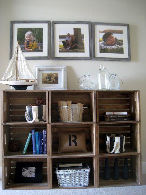 http://www.thelilypadcottage.com/2012/09/easy-crate-bookshelves.html