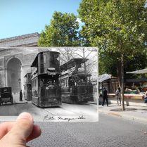 Arc de Triomphe 1909