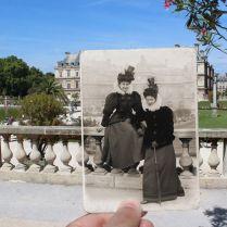 Jardin du Luxembourg 1895