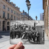 Place Vendome 1871