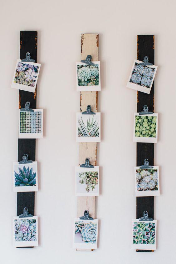 http://www.remodelaholic.com/ways-display-art-prints-photos/2/