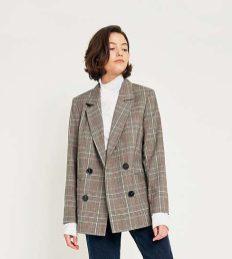 plaid blazer - urbanoutfitters.com