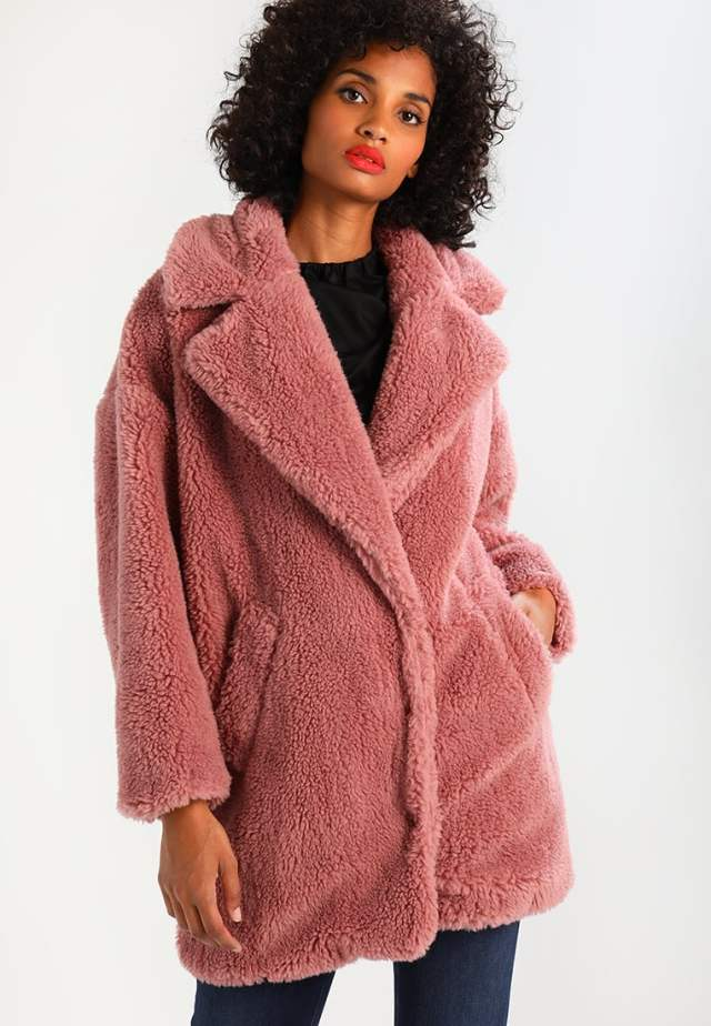B&&B BORG faux fur