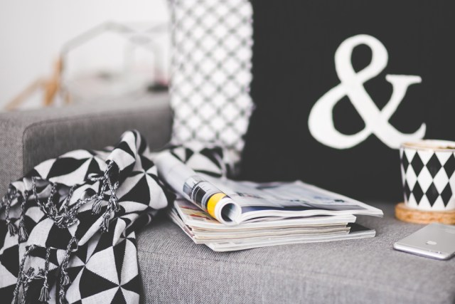 Magazine tips