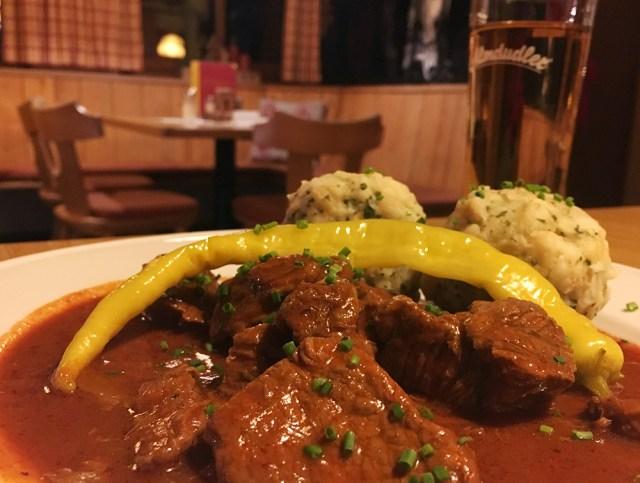 Oostenrijkse goulash