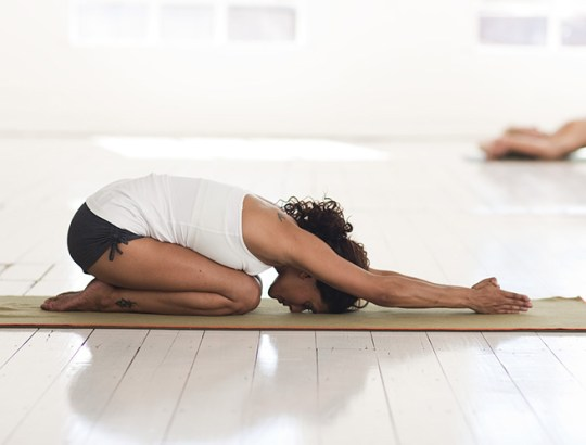 yoga pose header