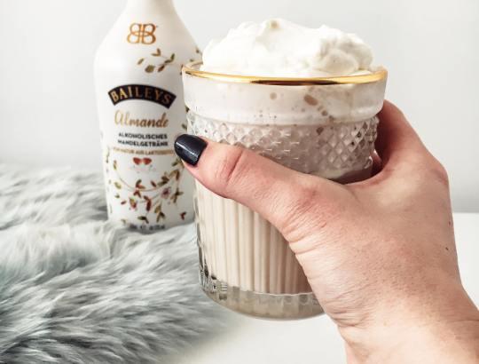 Recept Frappuccino Baileys Almande