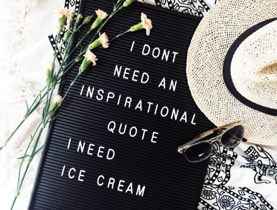 zomer quotes letterbord