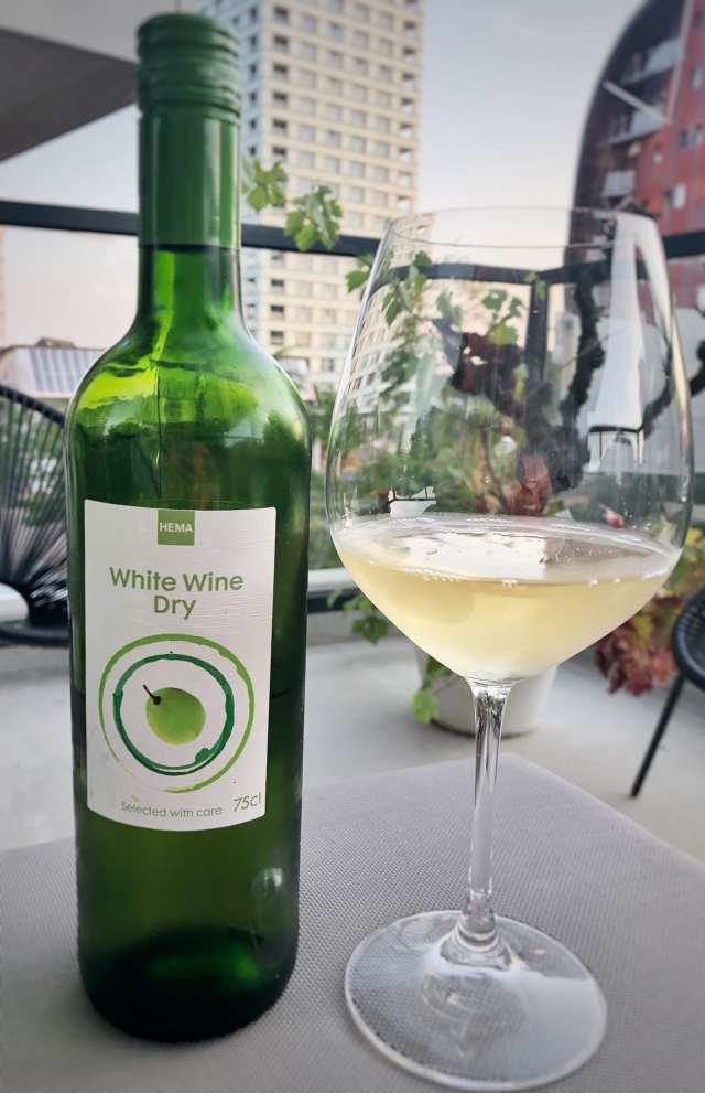 Hema Franse witte wijn - award winner