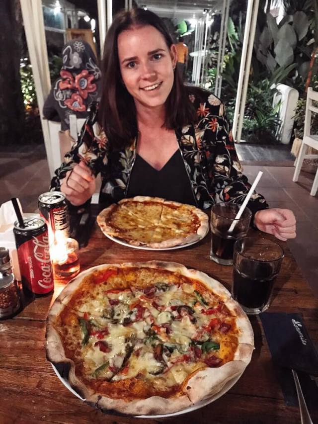restaurant Yogyakarta - Pizzeria