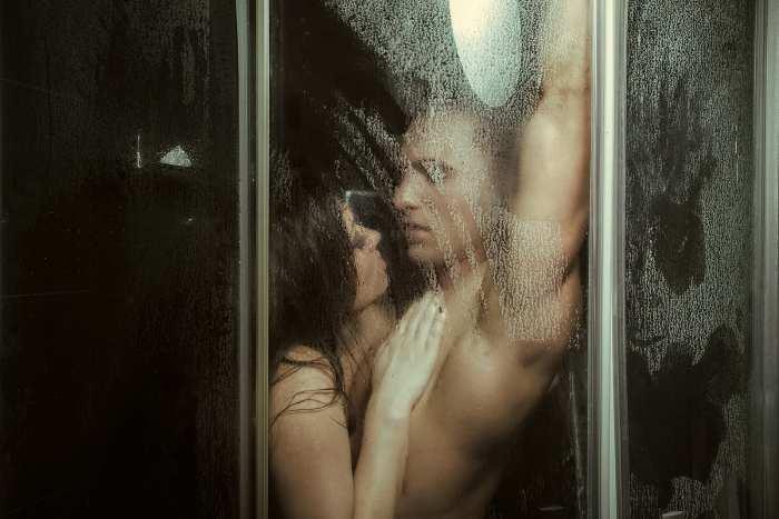 Seks onder de douche-1