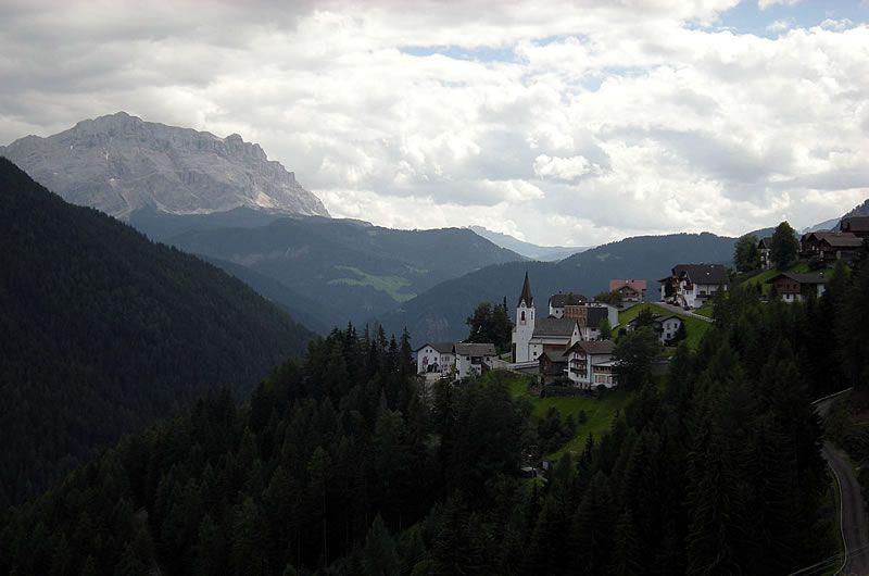 Rina di Marebbe  Val Badia  Ladinia
