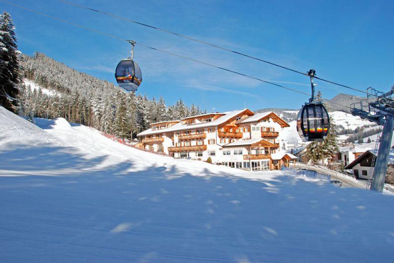 Hotel Les Alpes San Vigilio di Marebbe Plan de Corones
