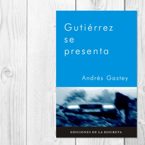 Gutiérrez se presenta