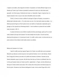 Dissertation beaumarchais mariage figaro