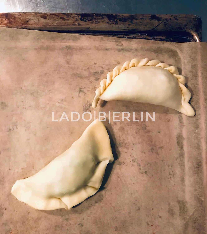 Las distintas empanadas de Mia y Leo en Moabit, Lado B erlin.