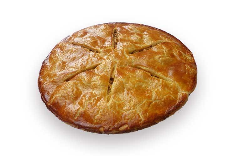 classica torta di mele americana