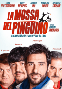 Regia: Claudio Amendola (IT 2014) con: Edoardo Leo, Ricky Memphis Orari: 16,15 - 18,15 – 20,15 comm. 94m