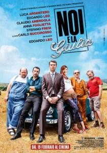 ITALIA, 2014 Regia: Edoardo Leo Interpreti: Luca Argentero, Edoardo Leo Orario: 18,30 – 20,30 – 22,30 Comm.Durata 115 m.