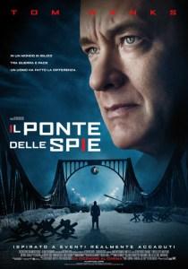 U.S.A. , 2015 Regia: Steven Spielberg Interpreti: Tom Hanks, Amy Ryan Orario: 16,15 – 19,00 – 21,30 Drammatico. Durata 140 min.