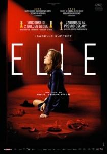 FRANCIA/GERMANIA, 2016 Regia: Paul Verhoeven Interpreti: Isabelle Huppert, Christian Berkel Orario: 16,30 – 19,30 Thriller/Drammatico. Durata 130 min.