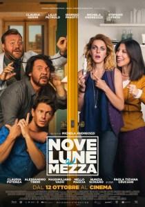 ITALIA, 2017 Regia: Michela Andreozzi Interpreti: Michela Andreozzi, Claudia Gerini, Giorgio Pasotti Commedia. Durata 90 min. Orario: 16,15 – 18,15 – 20,15