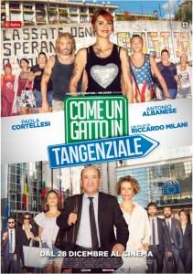 ITALIA, 2017 Regia: Riccardo Milani Interpreti: Paola Cortellesi,Antonio Albanese Commedia. Durata 98 min. Orario: 16,15 – 18,15 – 20,15