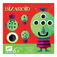 Djeco Games Game - Bizaroid