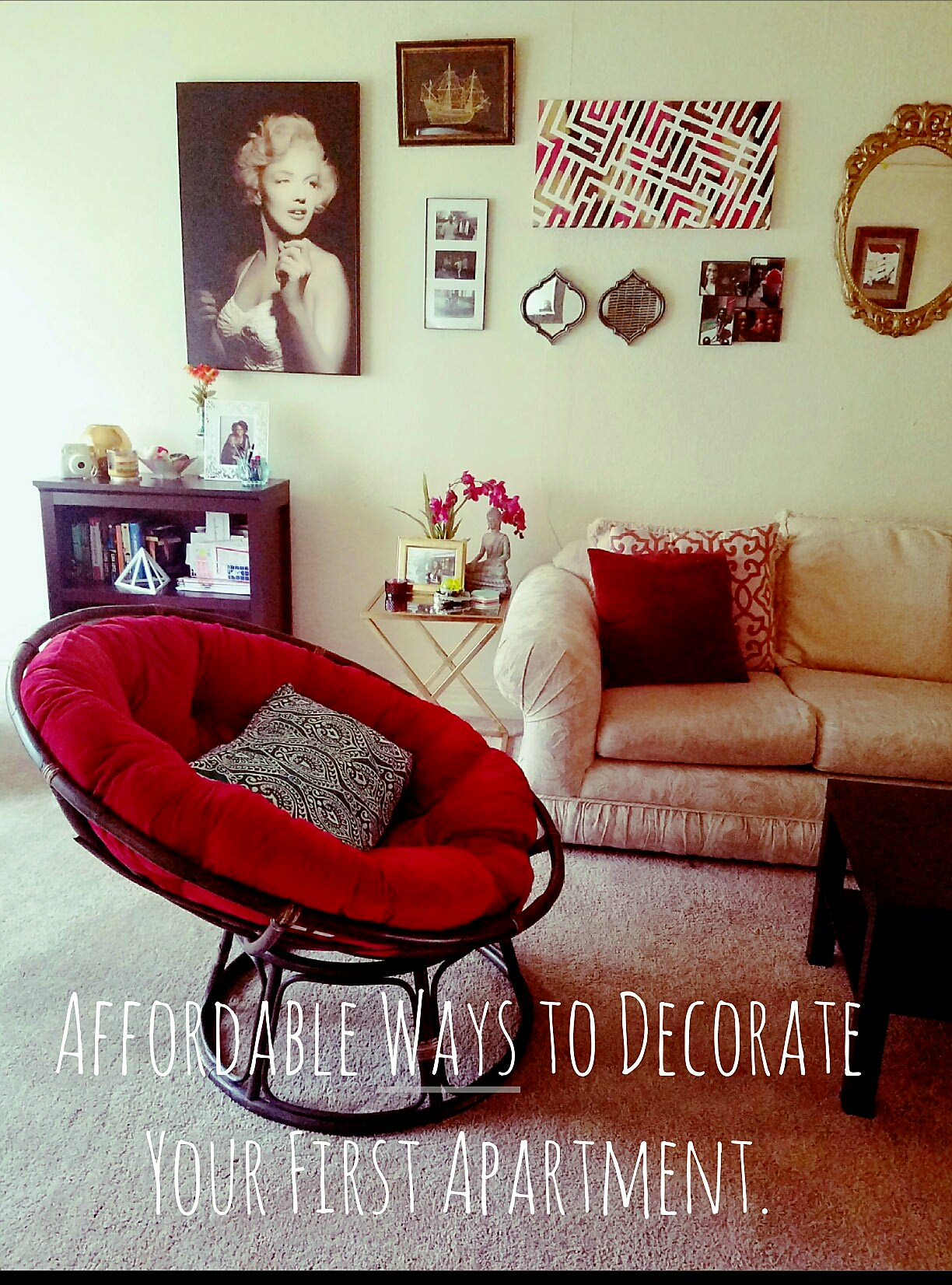 Affordable Ways to Decorate Your First Apartment – LaDoraBrowning.com
