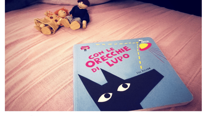 Con le orecchie di Lupo | Libri Piccini