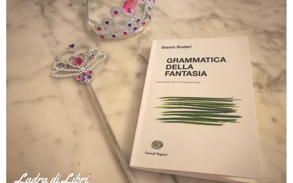 La grammatica della fantasia di Gianni Rodari