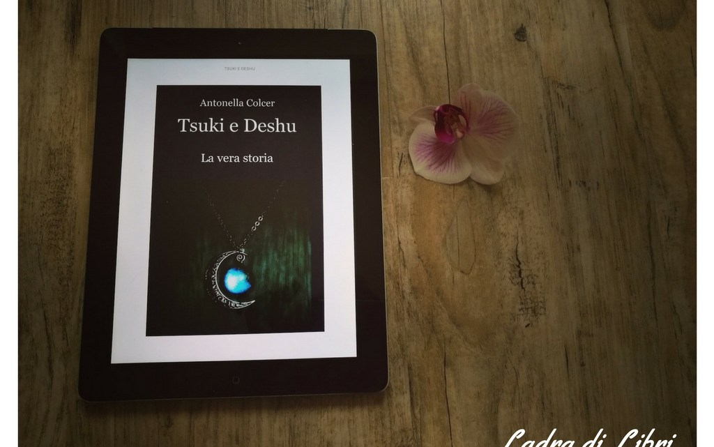 Tsuki e Deshu di Antonella Colcer