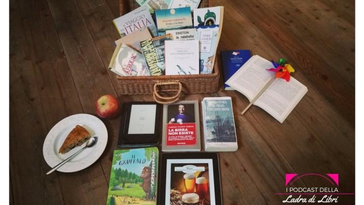 Picnic letterario: il podcast della Ladra