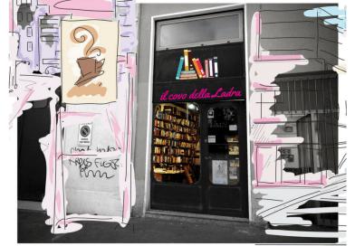 Libreria del giallo: progettare un sogno