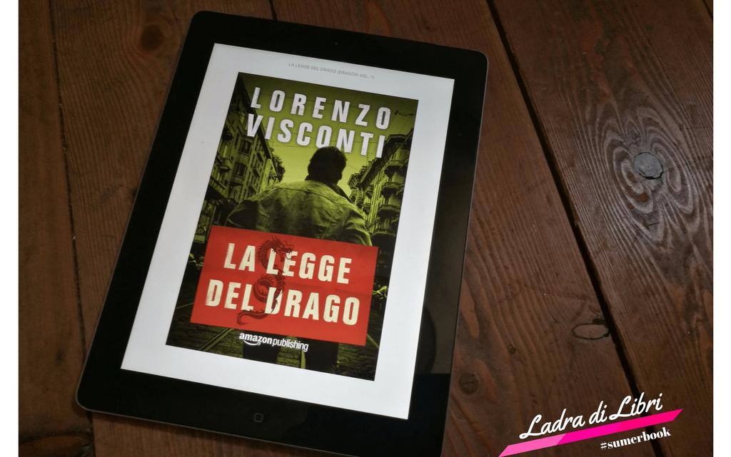 Dragon Vol.1 e 2 di Lorenzo Visconti