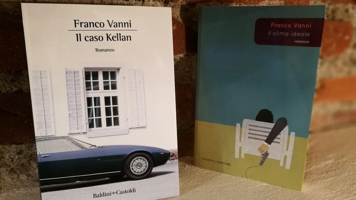 Il caso Kellan di Franco Vanni – Baldini & Castoldi