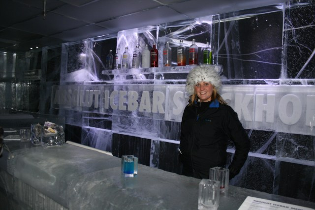 Ice Bar (World's quirkiest bars 2018)
