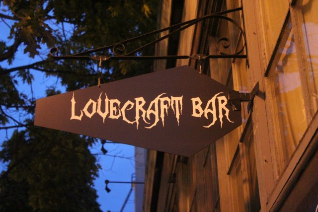 Lovecraft Bar (World's quirkiest bars 2018)