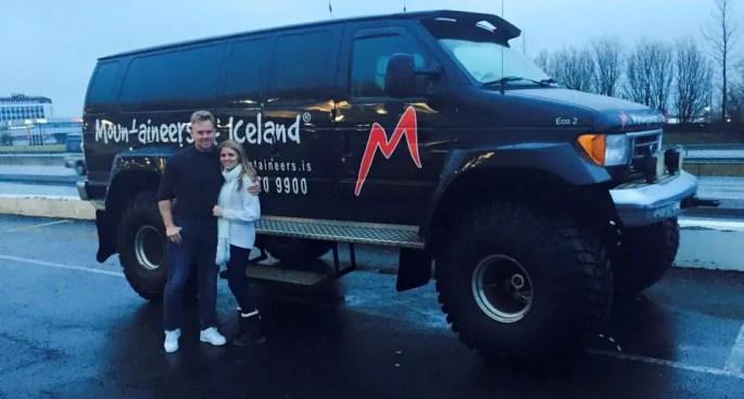 Iceland 4x4 Truck