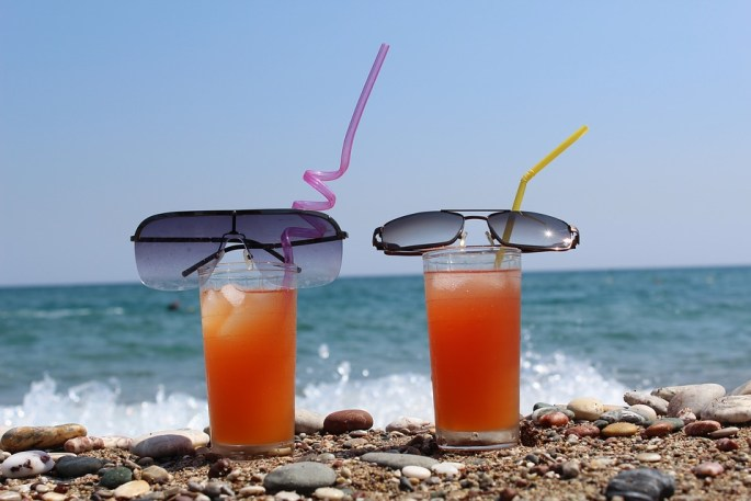 From Pina Colada to Caiprioska, there wasn't a drink these guys couldn't mix up in seconds