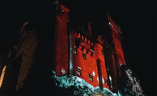 Bran Castle (AKA Dracula's Castle) in Transylvania