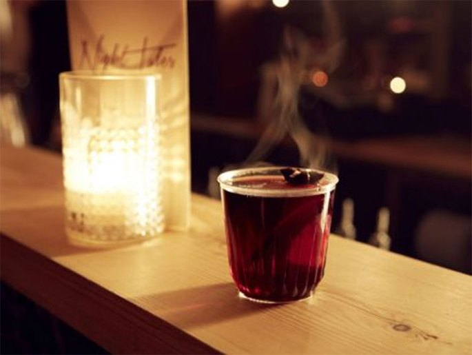 You'll want one of these to warm you up (Mulled 8-spiced Negroni)