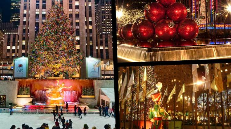 New York City, best place in the world at Christmas