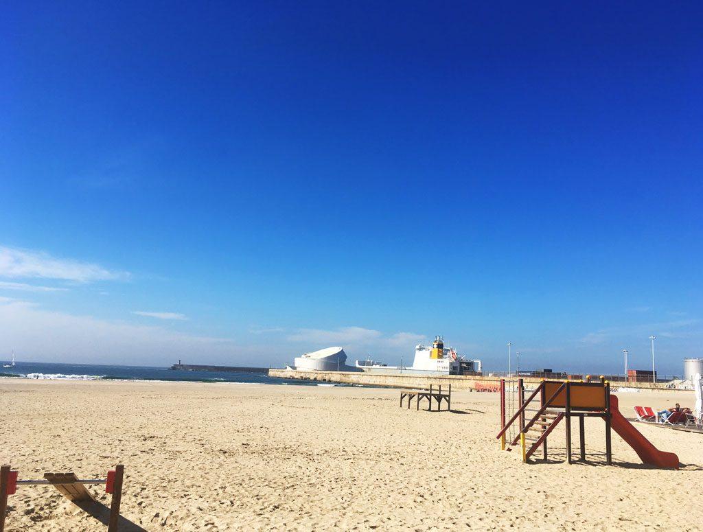 Playa de Matosinhos