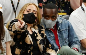 Adele CONFIRMS romance with Rich Paul as they are spotted packing on PDA on flirty date