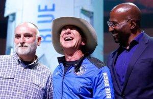 Bezos Gifts $200M To CNN's Van Jones, Chef Andres