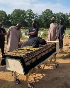 Sound Sultan buried